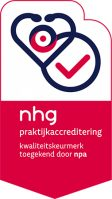 Logo Praktijkaccreditatie